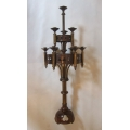 Gothic floor standing candlestick