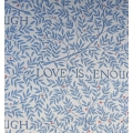 Love Is Enough 222519 China Blue/Vellum